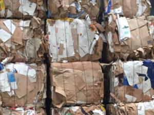 Stoccaggio rifiuti non pericolosi
