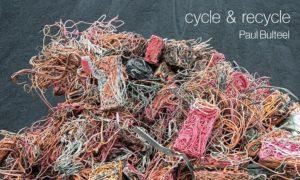 I rifiuti diventano arte in Cycle and Recycle