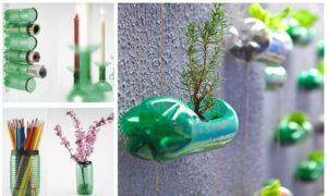 10 usi della plastica riciclata che non ti aspetteresti