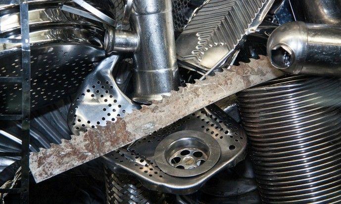 Riciclo materiali ferrosi Italia